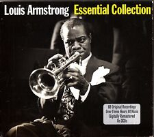 Louis Armstrong - Essential Collection 3-CD The Best Of 2011 'Mack The Knife'