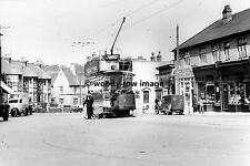 a0307 - Bristol Tram to Tramways Centre - photograph