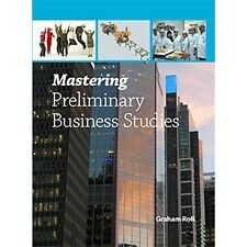 Mastering Preliminary Business Studies - NEW