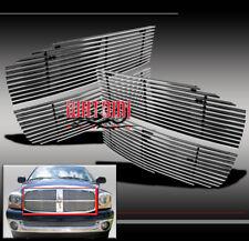 06 07 08 DODGE RAM 1500 2500 3500 ST SXT TRX4 SPORT UPPER BILLET GRILLE GRILL