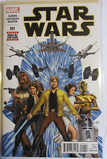 STAR WARS #1 MARVEL COMIC - FIRST 1st PRINT - 40th Anniversary