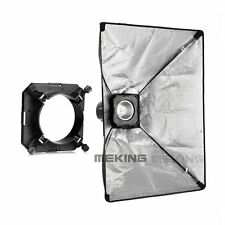 "Studio Softbox 50cm x 70cm / 20"" x 27"" for Ligthing Strobe with Universal Mount"
