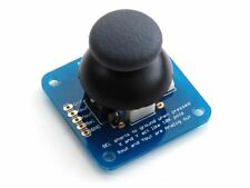 Adafruit Analog 2-axis Thumb Joystick with Select Button + Breakout [ADA512]