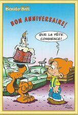 """CPM - BOULE ET BILL ILLUSTRE PAR ROBA """" EDITION 1995 - Réf 0201036 - Postcard"""
