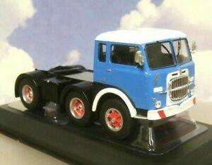 Superbe Ixo Diecast 1/43 1961 Fiat 690 T1 3 Essieu Camion / Tracteur / Cab À