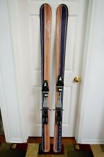 New listing ATOMIC SNOOP DADDY SKIS SIZE 174 CM WITH TYROLIA BINDINGS