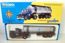 CORGI 1/50 - 16304 SCAMMELL HIGHWAYMAN TANKER - CROW CARRYING COMPANY