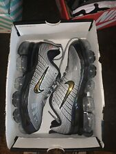 DS Nike Air Max Vapormax Utility 360 Grey/Black Men's Size 10 CK2718-004 HALFBOX