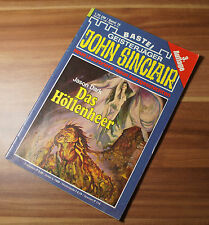 John Sinclair Geisterjäger Gruselromanheft Bastei 3. Auflage Band 16