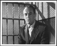 ~ Alfred Hitchcock Henry Fonda The Wrong Man Original 1956 Stamped Photo