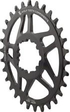 Wolf Tooth Components Powertrac Elliptical  Drop-Stop Chainring: 30T for SRAM Di