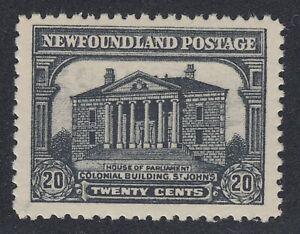 Newfoundland # 171 Mint Never Hinged Very Fine - Extra Fine Single