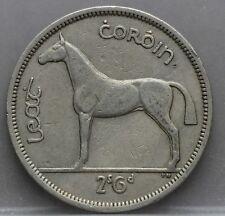 Ireland Ierland - 1/2 half crown 1961