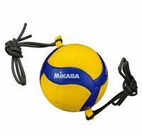 Mikasa Volleyball V300W AT-TR Attack Trainer Ball Trainingsball Gr 5 gelb blau