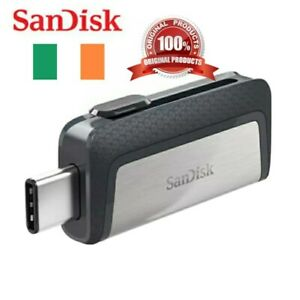 SanDisk Type-C USB 3.1 128GB  Dual OTG USB Flash Drive  Extreme  Pen Drive...