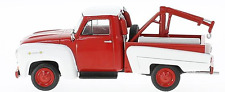 CHEVROLET 3100 TOW TRUCK 1956 RED/WHITE 1/43 SCALE DIECAST MODEL NEW WHITEBOX