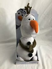 """Olaf's Disney Frozen, Plush Stuffed Toy 16"""", Brand New"""