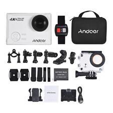 Arrival 1080p WiFi 30mp HD Sport Action Camera DVR Cam Waterproof White V7l8