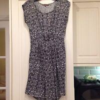 Jigsaw Aztec Print Dress 8 RRP £98