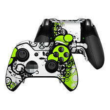 Xbox One Elite Controller Skin Kit - Simply Green - DecalGirl Decal
