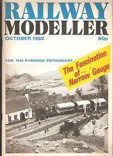 *RAILWAY MODELLER MAGAZINE - OCTOBER 1982 - Volume 33 Number 384 [N2]