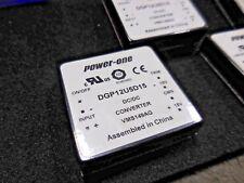 Power-One Dgp12U5D15 Dc-Dc Power Converter (+/- 15V, Vms149Ag)