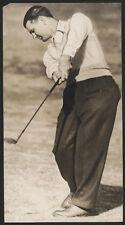 1930s JIMMY DEMARET Original Press Photo