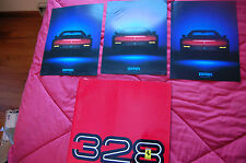 Ferrari 328 brochure collection