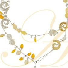 The Twist Lariat Necklace from the Ballroom Collection by Lalo Orna