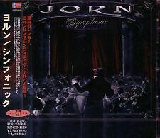 JORN (LANDE) Symphonic + 1 JAPAN CD Metal Masterplan Vagabond Yngwie Malmsteen