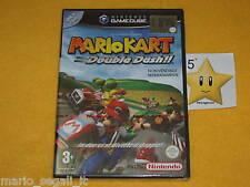 MARIO KART DOUBLE DASH Nintendo Game Cube GC NUOVO SIGILLATO ITALIA NEW SEALED