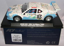 qq FLY 88172 BMW M1 24H LE MANS 1980  PIRONI - QUESTER - MIGNOT  A-1302