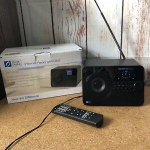 Ocean Digital WR-238CD Internet Radio With DAB