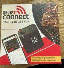 WEBER 3202 Connect smart grilling hub BNIB