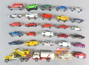 V 78508 Sammlung Modellautos 1:87