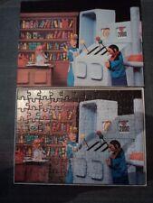 Puzzle / Puzzel: Suske & Wiske - 99 pieces (De Tijdmachine)