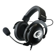 QPAD QH-91 High End Stereo Gaming Headset Closed Ear Noise Cancelling Black