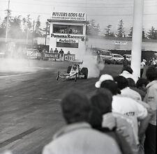 NHRA Winternationals @ Pomona Raceway - Vintage Drag Racing Negative