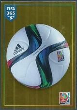PANINI-2016 FIFA 365- #063-WOMEN'S WORLD CUP-CANADA-2015-ADIDAS FOOTBALL