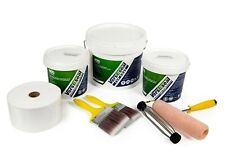 VersEseal - Medium Size Caravan Waterproofing Bundle, includes White Top Coat