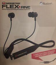 Monster Flex.anc Active Noise Cancelling Bluetooth Earphones