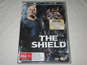The Shield - Complete Season 2 - 4 Disc Set - VGC - Region 4 - DVD