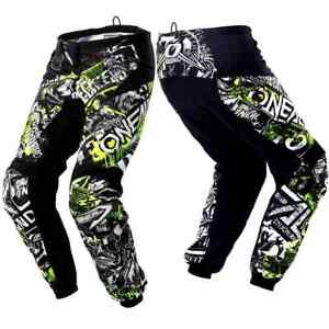 O'Neal Element Attack MX Mens Off Road Dirt Bike ATV Motocross Pants
