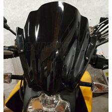Windshield WindScreen Screen For Ducati Monster 696 796 797 821 1100 1200 Dark