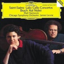 Cellokonzerte/Kol Nidrei von Haimowitz,Levine,CSO (1989)