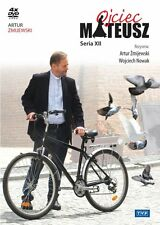 OJCIEC MATEUSZ sezon 12 ( 4 disc)POLISH Shipping Worldwide