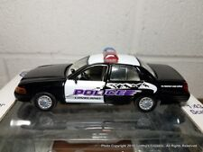Gearbox 1/43rd scale Loveland, Colorado Police Ford Crown Victoria