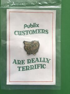 THE Publix Grocery Shopping 🛒 Cart Pin From The 80's Extra Nice 🍭Sweet ‼️ NEW