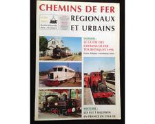FACS, Chemins de fer régionaux et urbains 254 1996 Trains touristiques, 031 T