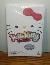 Hello Kitty Online PC Game Promo Copy New sealed
